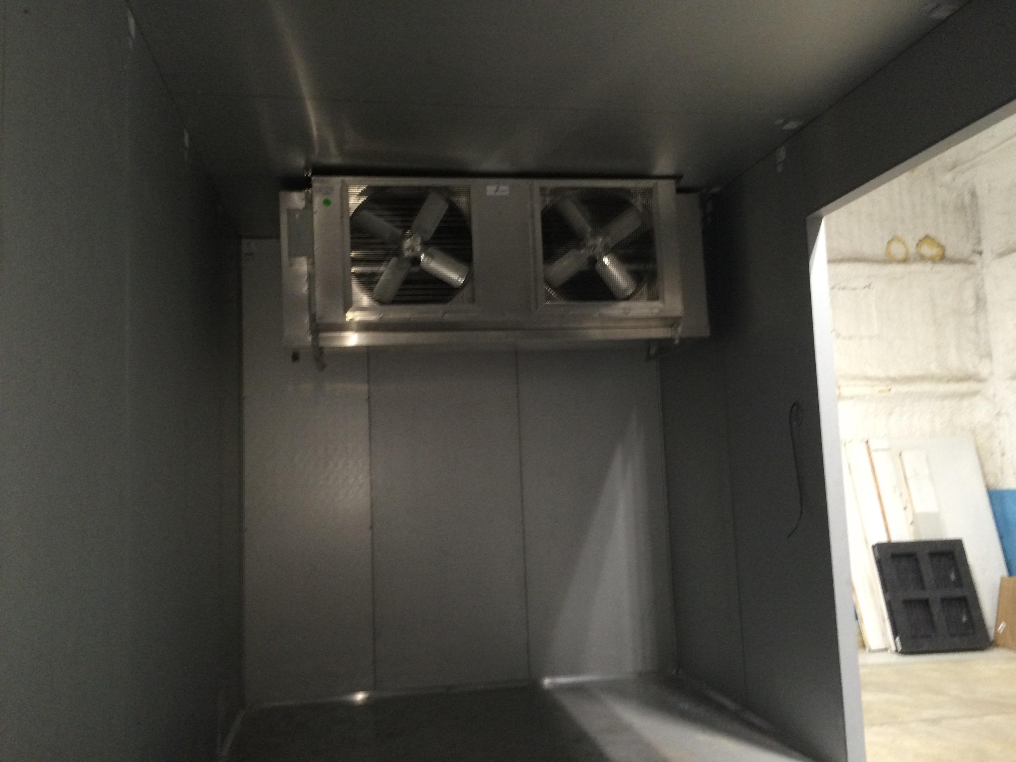 Evaporator In
