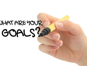 Marketing Tip: Don't Forget To Set Your Goals!