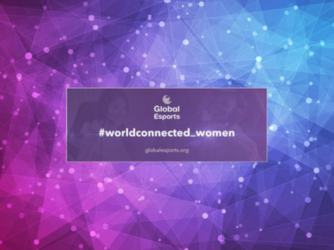 #worldconnected _ women Global Forum