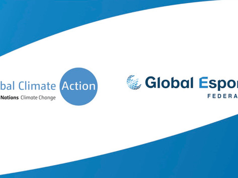 Global Esports Federation Joins United Nations Initiative for Climate Action