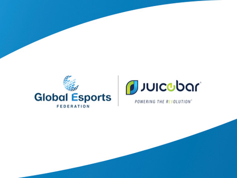 Global Esports Federation Powers Up for Greener Future with JuiceBar