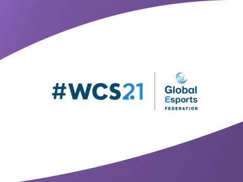 The Global Esports Federation Announces #worldconnected series 2021