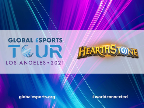 Hollywood Welcomes Global Esports Tour