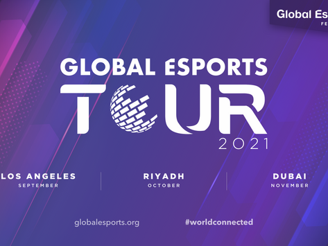 The Global Esports Federation Confirms First Stops of the Global Esports Tour