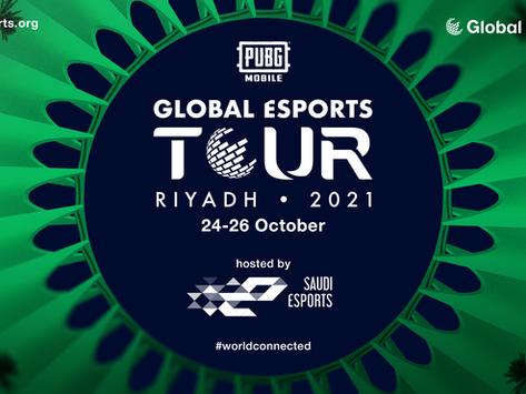 Global Esports Tour heads to the Kingdom of Saudi Arabia