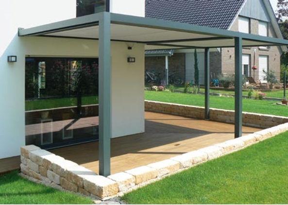 Terrassen-Markisen in Aachen mit Wintergarten-Solution für Aachen und Umgebung