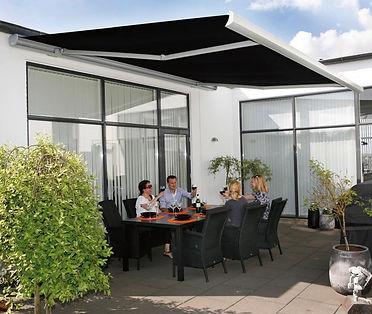 Terrassenmarkise Preise Angebote auf Wintergarten-Preise.info von Wintergarten-Solution Terrassenüberdachungen Beschattung als günstiger Sonnenschutz für Ihre Terrasse