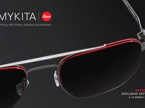 MYKITA x LEICA OFFICIAL EXCLUSIVE OFFERS