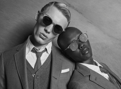 CAMPAIGN  NICE TO SEE YOU AGAIN - BY THOM BROWNE