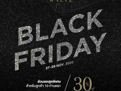 WALTZ x Black Friday 2020