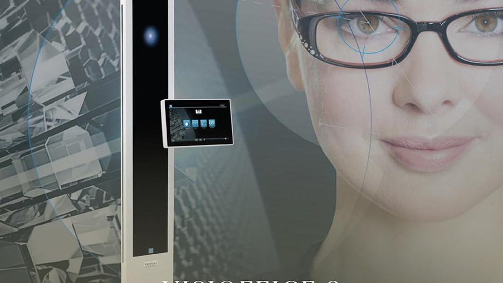 Visioffice 2 ถอดรหัสดวงตาด้วยเทคโนโลยี Eye Code by Essilor แบรนด์ชั้นนำจากประเทศฝรั่งเศส