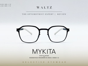 The optometrist Expert Review Mykita Baker x Rodenstock Progressive ergo 2 index 1.6