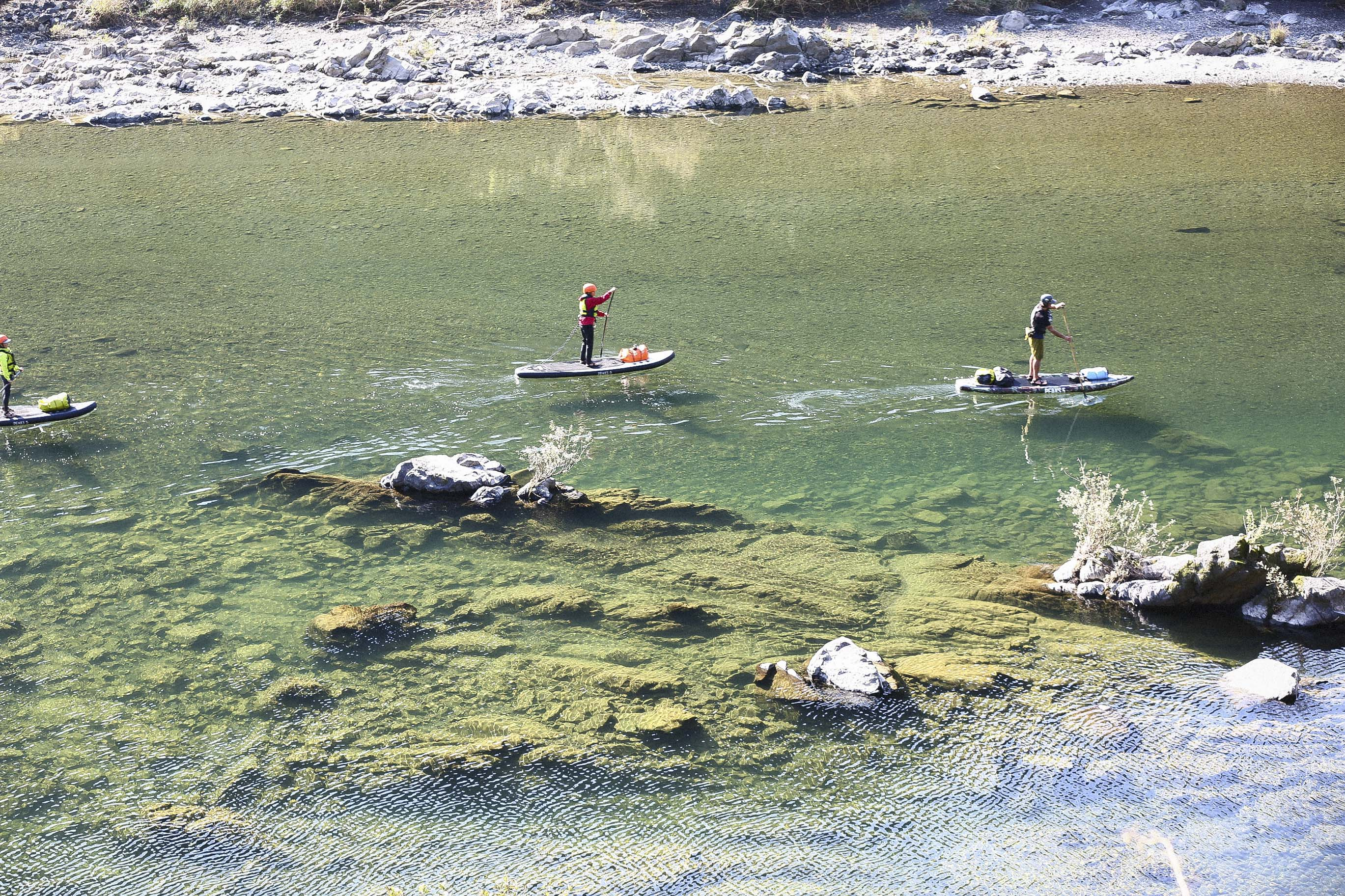日本最後の清流 四万十川