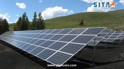 inspección de paneles solares
