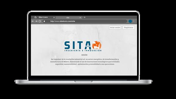 App SITA en la web