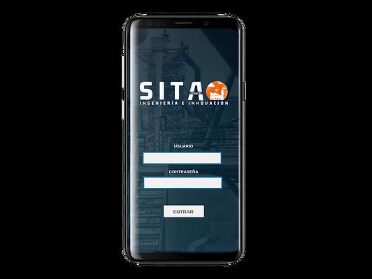 App SITA ingeniería e innovación