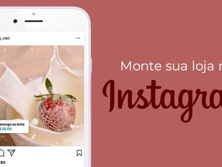 Loja do Instagram, como criar uma?