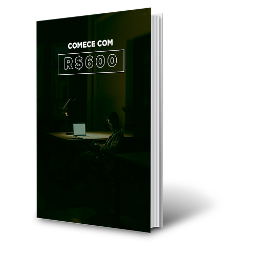 E-book Comece com R$600