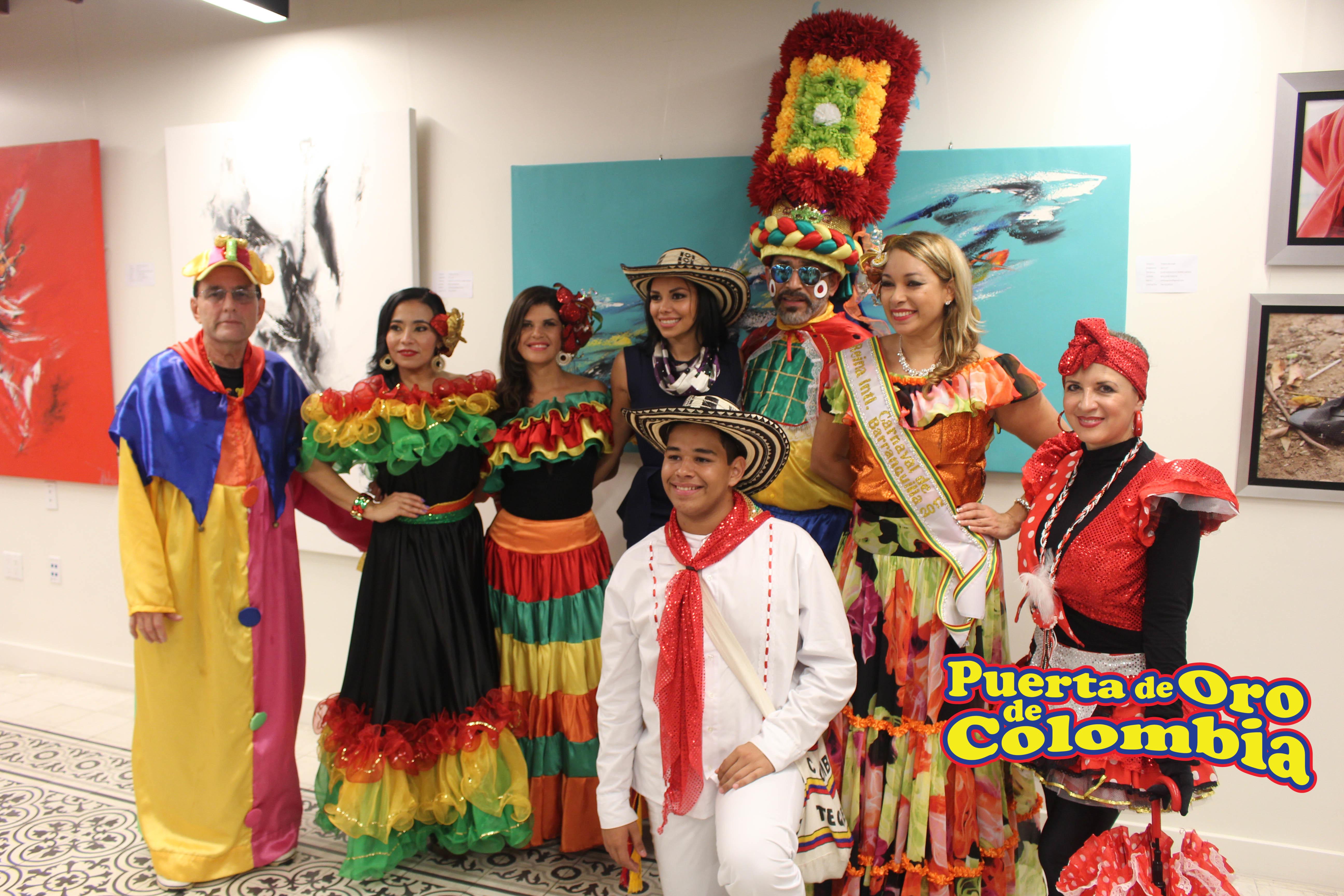 Lanzamiento del Carnaval 2017