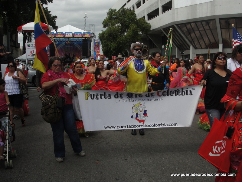 Carnaval de Barranquilla Calle 8