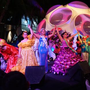 Reinas de Carnaval