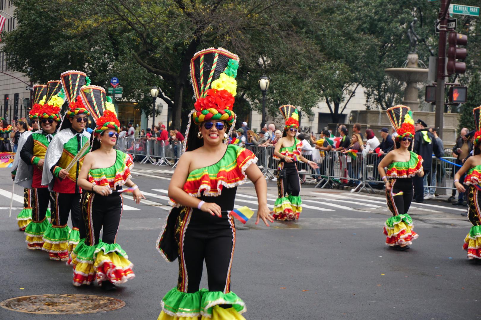 Desfile de la Hispanidad NYC