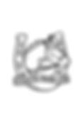 Saddlers Logo B&W.png