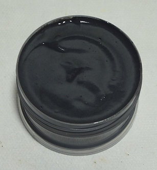 Máscara lama negra