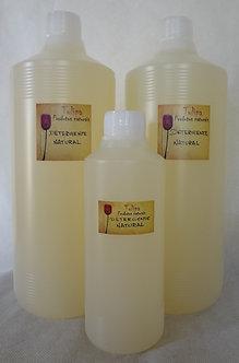 Detergente 100% natural