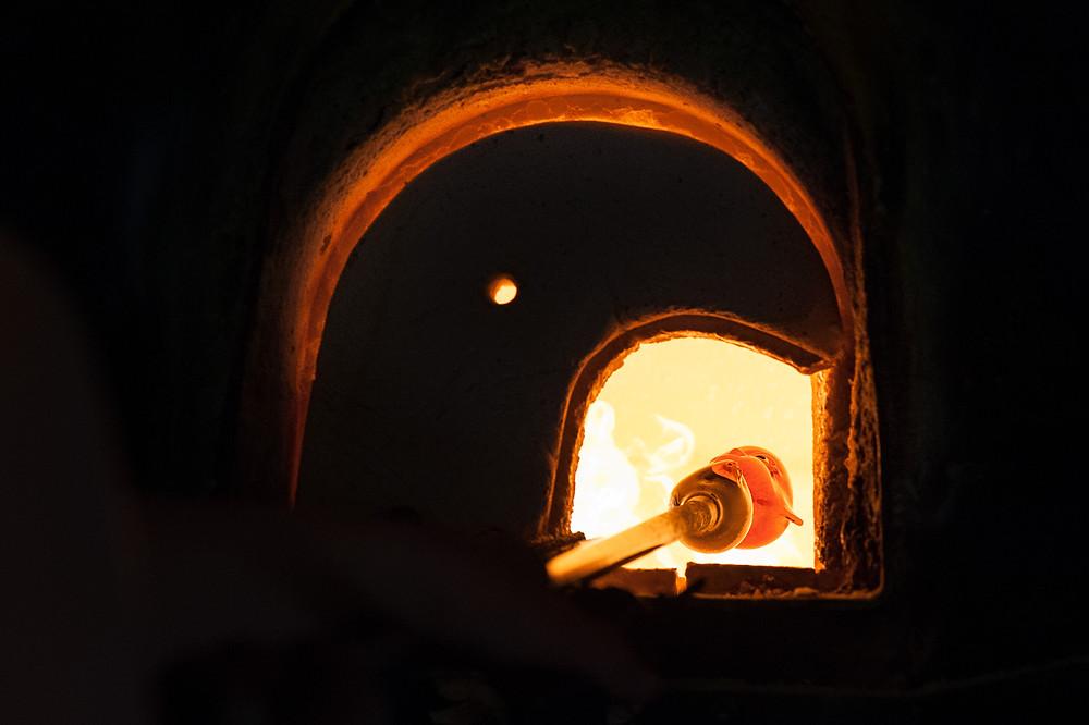 årets julenisse kommer ut av ovnen på Frysja søndag 4.desember. Bli med du også!
