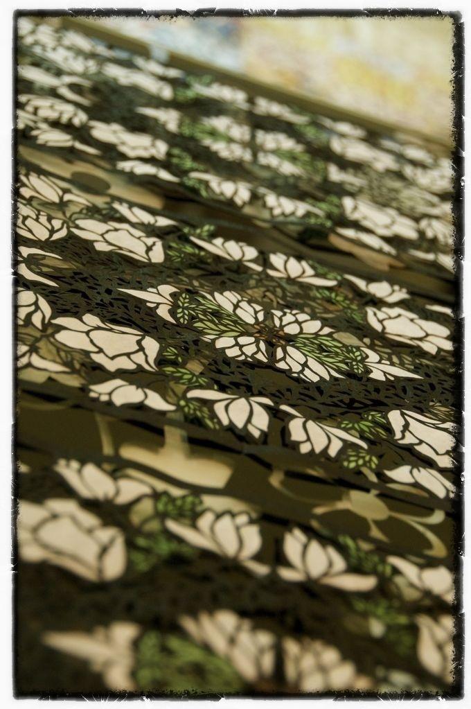Cut outs - magnolia