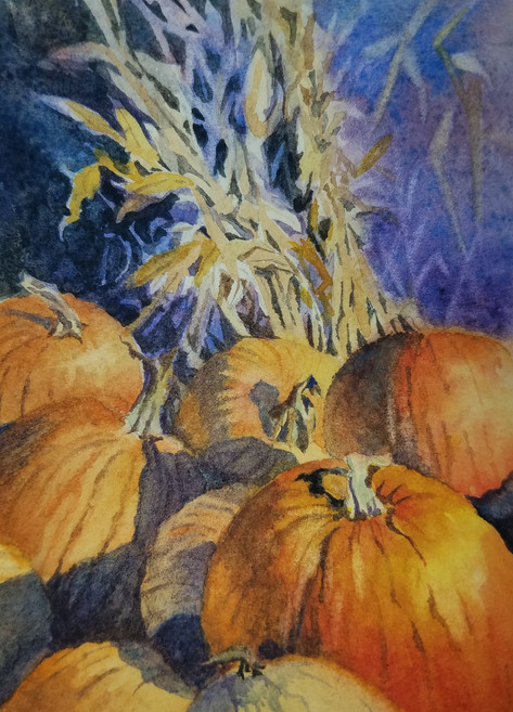 Autumn Gold  (Sold)