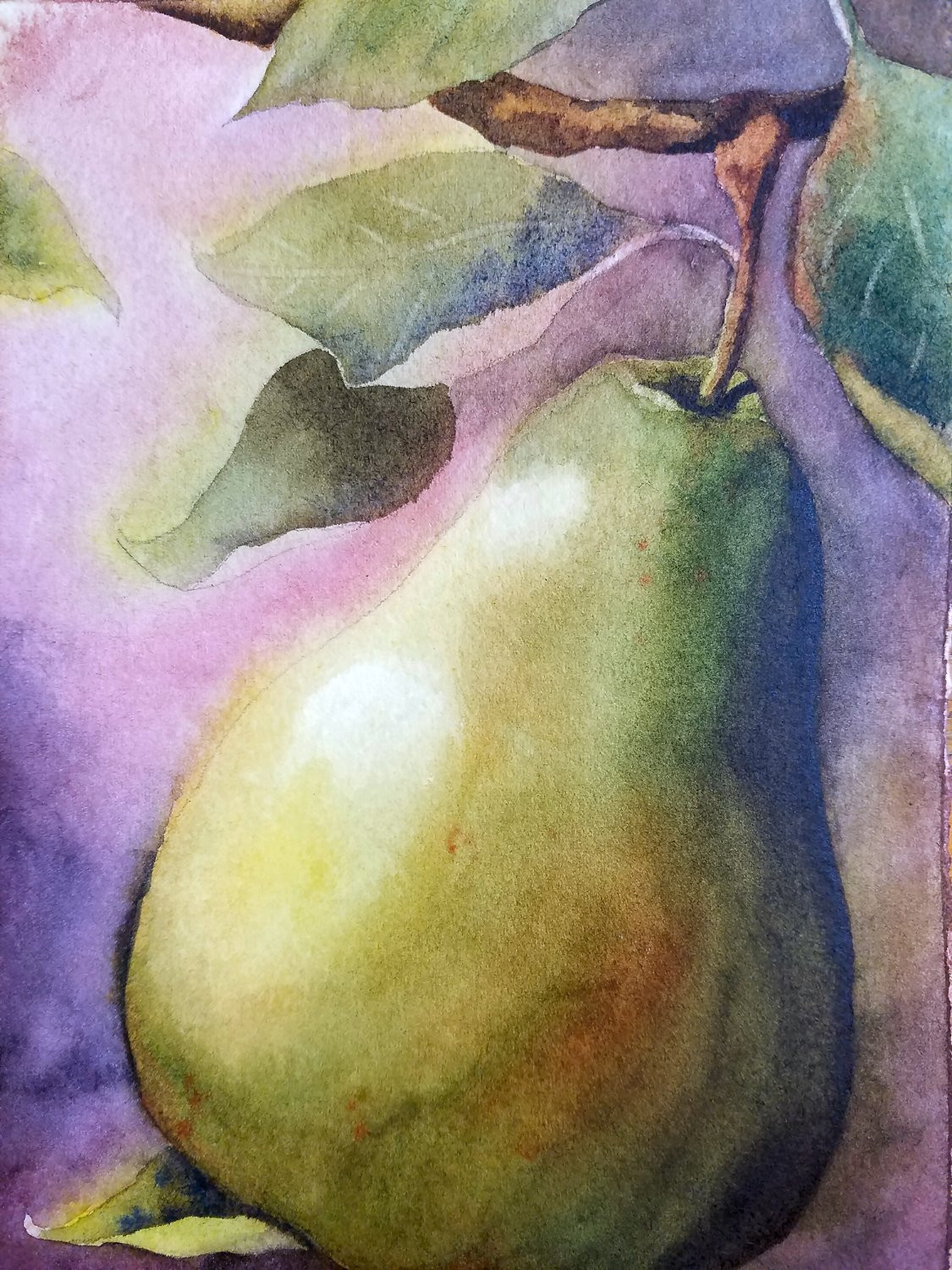 Pear (sold)