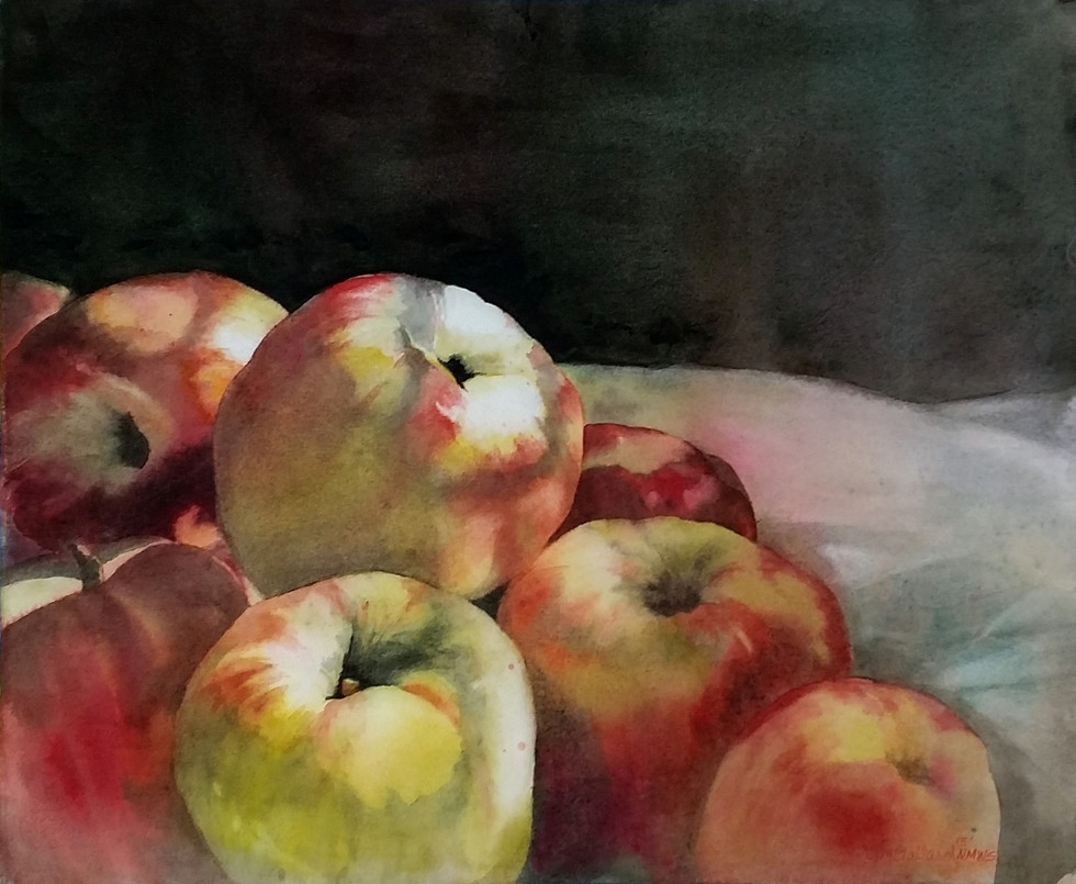 Dappled Apple Light (sold)