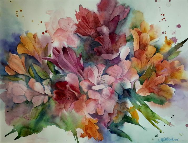 Sarah's Bouquet (sold)