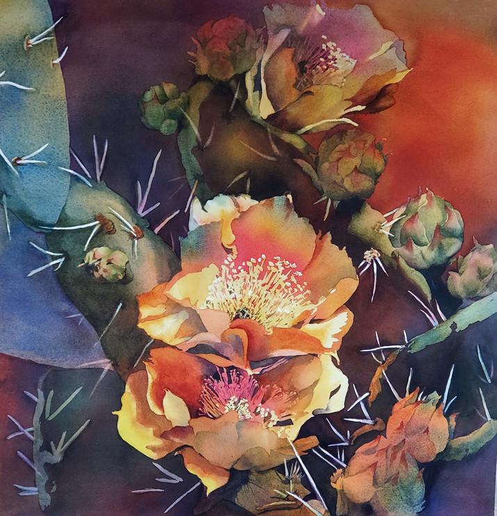 Desert Bloom (sold)