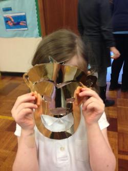 Monkey Mask (2)
