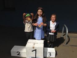 wacky races winners girls