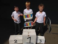 wacky races winners boys