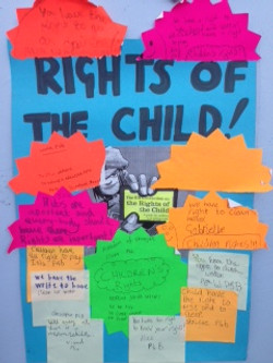 St Joseph's Rights of the child
