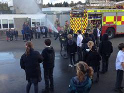 Fire Brigade Visit (2)