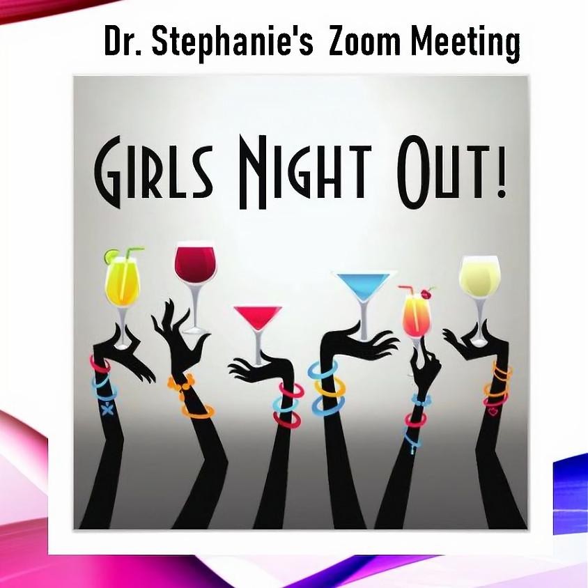 Its Happening Tomorrow Girls Night Out