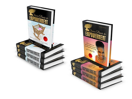 Books:  From Panic to Empowerment Gift Set