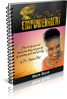 From Panic to Empowerment E- Work Book