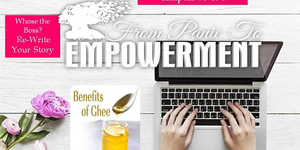 NEW June Book Club Event - Ghee Transformation