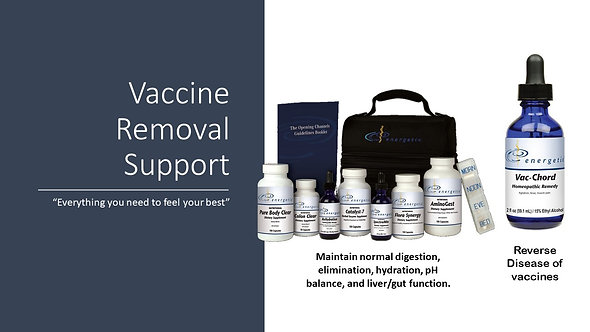 Vaccine Removal Support
