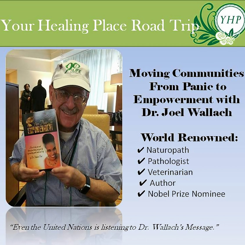 BREAKING NEWS: Dr. Joeal Wallach IS BACK TONIGHT!