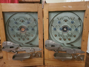 1952 NJS Japanese Renpatsu-Shiki Pachinko Machines