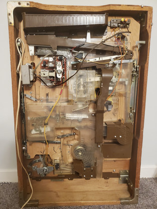 1976 Special Electric Boxing