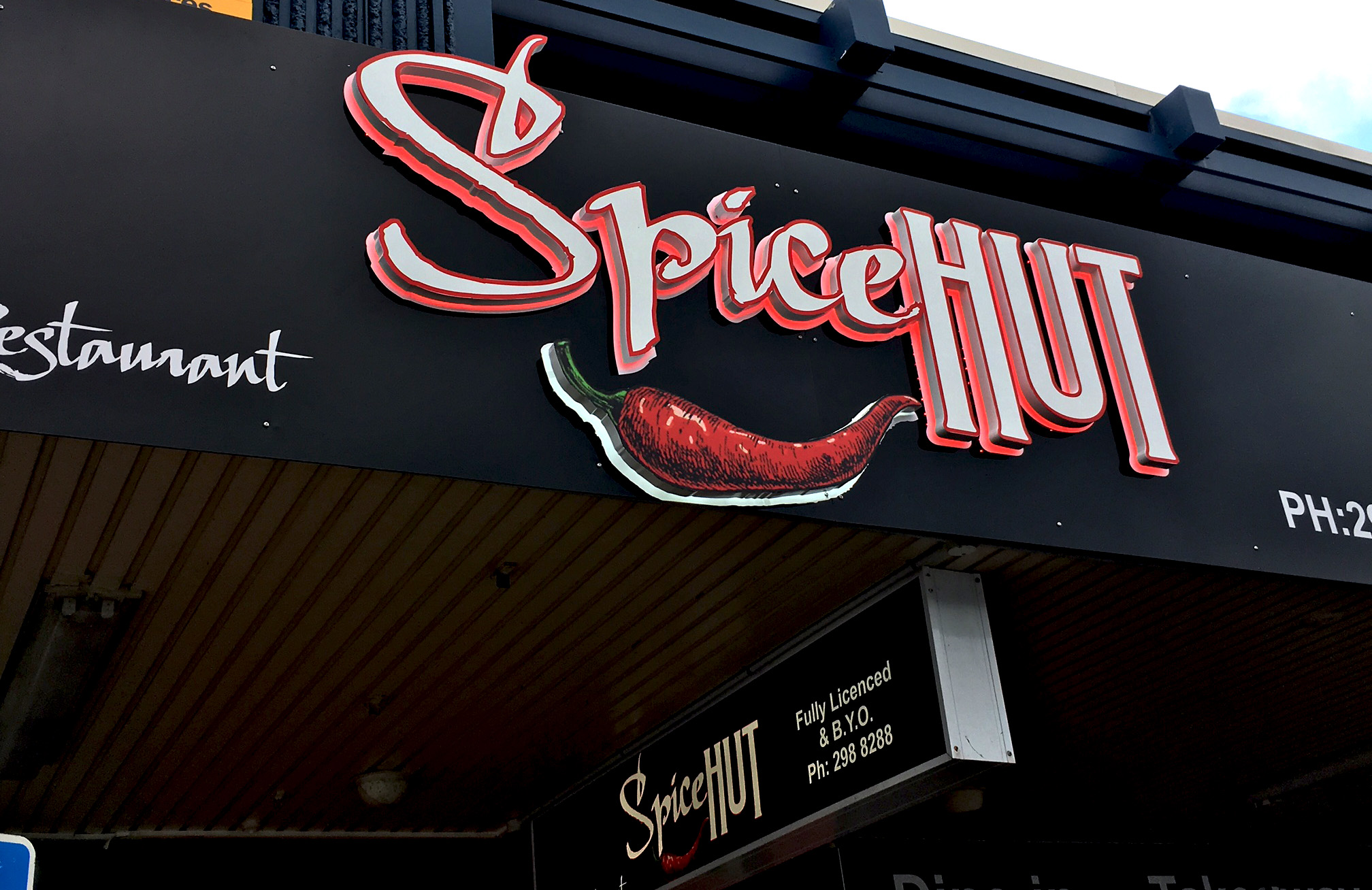 Spice Hut Coastlands